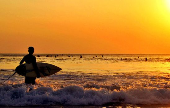 shadow surfer by maleica