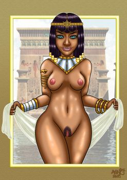 Egyptian Bath by bonejesta