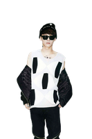 EXO Chen png render by sarielk