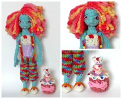 Candy Land Entry Miss Frost by Windowsillcharms