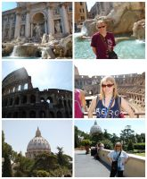 Italy Collage 1 by Creepyland