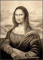 Copy of Mona Lisa by S-A--K-I