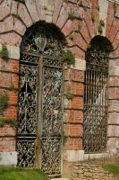 Intricate Doors by Eiande