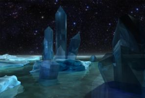 Crystals by Attani