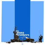 The Blues Brothers by Ben-Olive