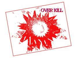 over kill crystill by flamex1991