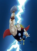 Thor by xHOJUx