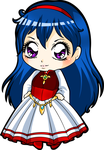 Chibi Collab - Angeline by KimMcCloud