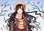 When autumn comes to an end by Vestal-Spirit