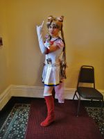 FAE 2012 - Sailor Moon by JavaCosplay