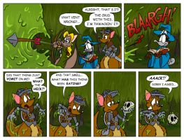 Dungeons and Doorknobs 8 by CalamityKangaroo