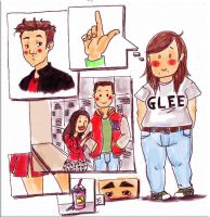 Lalla is a gleek by lalla17