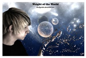 Weight of the World by BLUEgarden