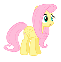 Fluttershy third vector by karlosbaygorriakb