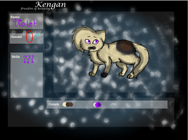 Another Kengan adopt. by Sia-Kitty