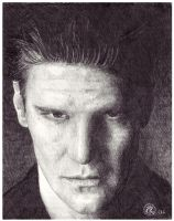 David Boreanaz as Angel by ktalbot