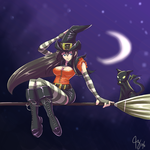 Happy Halloween 2011 by Claymore32