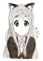 Mugi-chan by OoTomme