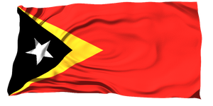 Flags of the World: East Timor by MrAngryDog