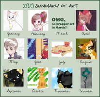 Summery of Art 2010 by Blossom-Storm