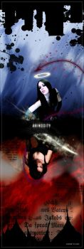 Animosity - Light by Black-Red-Escape