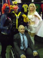 X-men Group by 13MorbidMouse13