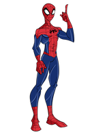 Marvel - Spiderman by Ask-Bud