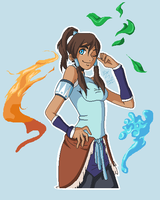 .: LoK :: The Legend Continues :. by NerinSerene