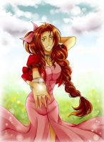 Aerith by pink-crest