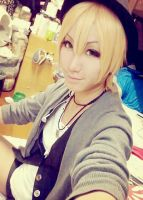 Kise Ryouta_Casual ver._preview by ShiroiGarazu