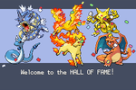 Pokemon - Fire Red Version (USA) 15 ~ Screenshot by MorphiusX