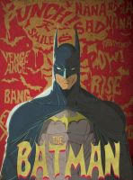 The Batman by zenki6666