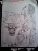 Derrick Rose by youngwiz