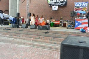 Puerto Rican/Latin Festival, Dancing To Bongos 16 by Miss-Tbones