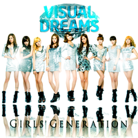 Girls' Generation: Visual Dreams by Awesmatasticaly-Cool