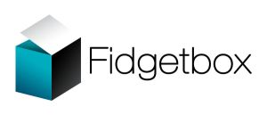 Fidgetbox Initial Logo by Lycanstrife