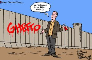 Tribute to Norman Finkelstein by Latuff2