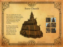 church page by waxsphere