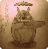 Totoro- Studio Ghibli Love by GraphiteStrike