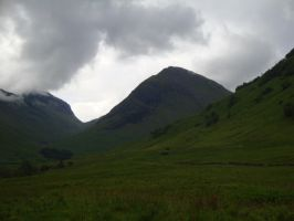 Glen Coe 2 by Mesinha