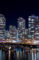 Vancouver Night 05 by digital-uncool