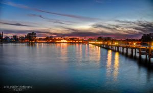 After Sunset Sky HDR 2 by eanimusic