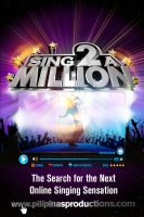 Sing to A Million Proposed Billboard by jestonischumacher