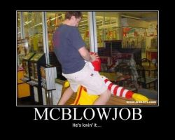 McBlowjob by RebelliousDelinquent