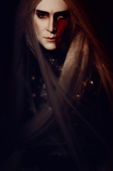 Dark Thranduil by nebuloid