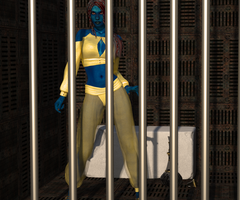 Djinn Prisoner by Desi-Doll