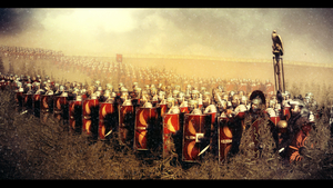 Imperial legion of Rome by LaNoif