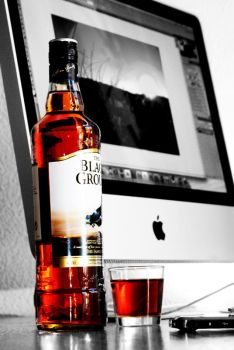 Imac and Liquor by Ice-Blue-09