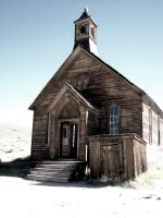 Old Church House by snowman96019