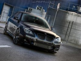 BMW 535D by berk007